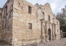 Alamo, il Texas Fotografia Stock Libera da Diritti