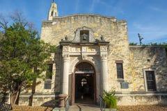 The Alamo Mission, San Antonio, Texas, USA stock photo