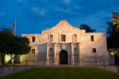 Alamo mission in San Antonio. Famous american landmark - Alamo mission in San Antonio, Texas royalty free stock photos