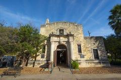 The Alamo Mission, San Antonio, Texas, USA royalty free stock image