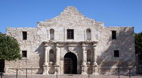Alamo in San Antonio Stock Fotografie