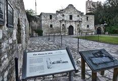 Alamo in San Antonio. Royalty Free Stock Photos