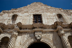 The Alamo. In San Antonio Texas stock photography