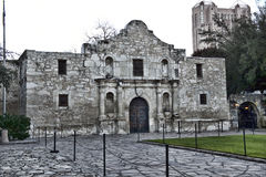 Alamo in San Antonio,Texas Stock Image