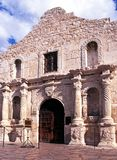 The Alamo, San Antonio, Texas. Royalty Free Stock Image