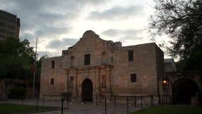 The Alamo San Antonio Texas stock video