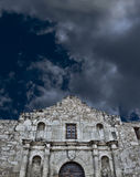 Alamo in San Antonio,Texas Stock Photo