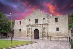Alamo, San Antonio, TX Royalty-vrije Stock Fotografie