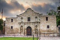 Alamo, San Antonio, TX photographie stock