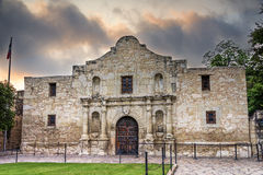 The Alamo, San Antonio, TX Stock Photography