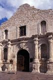 The Alamo, San Antonio, USA. Royalty Free Stock Photography