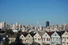 Alamo Square - San Francisco Stock Photography