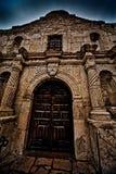 Alamo storico a San Antonio il Texas Fotografia Stock