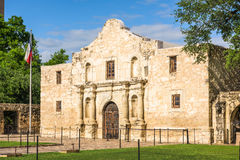 The Alamo in Texas Stock Image