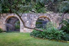 The Alamo Wall Stock Photography