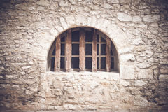 Alamo Window Stock Photo