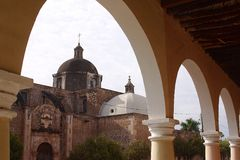 Alamos Royalty Free Stock Photography