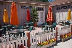 alamos California target1363_0_ los patio Zdjęcia Royalty Free