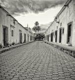 Alamos storico, Sonora Messico Fotografia Stock