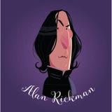 Alan.Actor. Professor Severous Stock Image