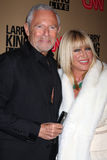 Alan Hamel,Suzanne Somers Stock Images