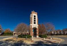 Alan J. White Bell Tower Stock Image