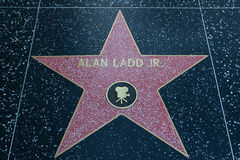 Alan Ladd Jr. Hollywood Star Stock Photos