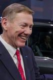 Alan Mulally Lizenzfreies Stockfoto