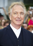 Alan Rickman Royalty Free Stock Images