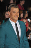 Alan Ritchson Royalty Free Stock Image