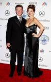 Alan Thicke and Tanya Callau Royalty Free Stock Images