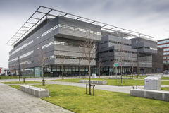 Alan Turing Building Manchester University Stock Photo