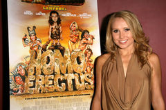 Alana Curry. At the Preview Screening of 'National Lampoon's Homo Erectus'. Egyptian Theatre, Hollywood, CA. 07-09-08 Stock Image