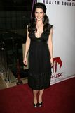Alana Grace. At 'An Evening with Larry King and Friends' fundraising gala. The Beverly Hilton Hotel, Beverly Hills, CA. 11-21-06 Royalty Free Stock Image