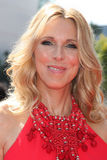 Alana Stewart. Arriving at the Primetime Creative Emmy Awards at Nokia Center in Los Angeles, CA on September 12, 2009 Stock Image