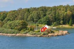 Aland海岛,芬兰 免版税图库摄影