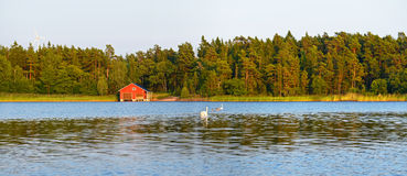 Aland Islands, Finland Stock Photography