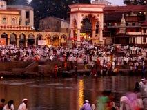 alandi festiwal zdjęcie stock