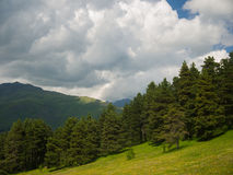 alania高加索联邦山北ossetia俄语 库存图片