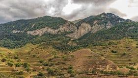 alania Caucasus osetii północnej góry federacji rosyjskiej obraz royalty free