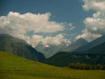 alania Caucasus osetii północnej góry federacji rosyjskiej Zdjęcie Royalty Free