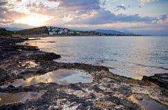 alanya śródziemnomorski wschód słońca indyk Zdjęcie Royalty Free