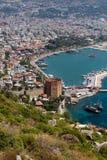 alanya Τουρκία Στοκ φωτογραφία με δικαίωμα ελεύθερης χρήσης