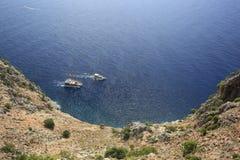 Alanya, Τουρκία Στοκ εικόνες με δικαίωμα ελεύθερης χρήσης