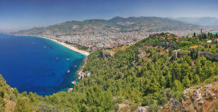 alanya Photographie stock