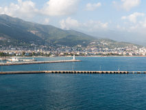Alanya - the beach of Aladdin Stock Image