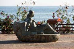 Alanya - the beach of Cleopatra Stock Image
