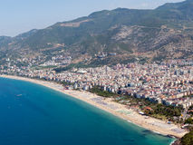 Alanya - the beach of Cleopatra Stock Photo