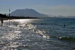 Alanya Beach Stock Photography