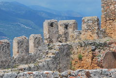 Alanya Castle Stock Photo